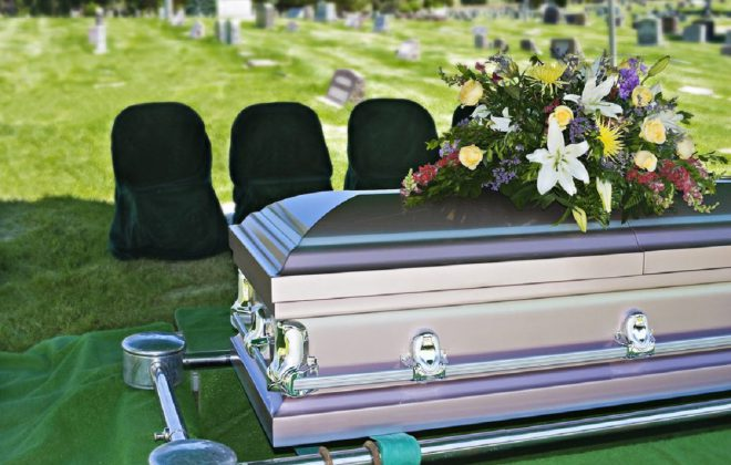 expenses linked to a funeral